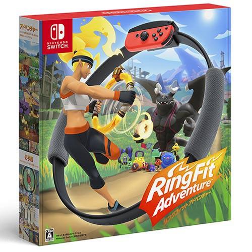 リングフィット アドベンチャー [Nintendo Switch...