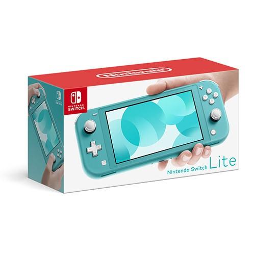 Nintendo Switch Lite [ターコイズ] 2019年9月新...