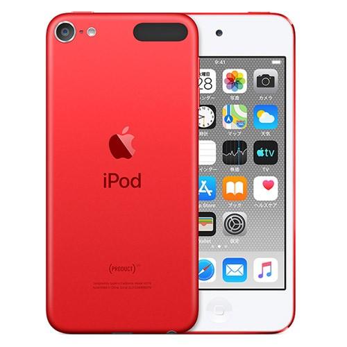 APPLE アップル iPod touch RED MVHX2J/A [32GB ...