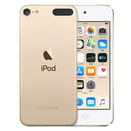 APPLE アップル iPod touch MVJ22J/A [128GB ゴー...