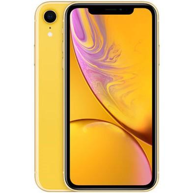【中古】SIMロック解除品 iPhone XR 64GB [イエ...