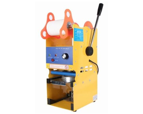 カップシーラー 手動式カップシール機