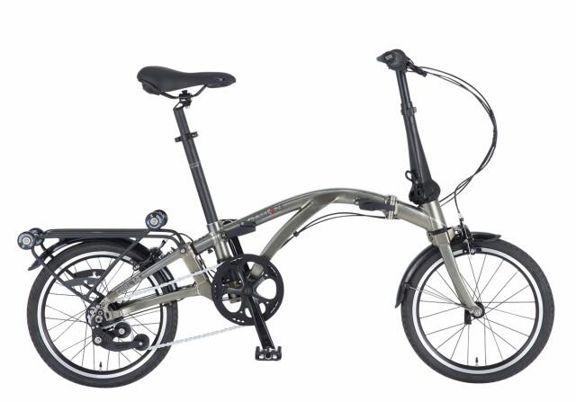 折りたたみ自転車 Curl i4 ダホン 自転車 16イン...