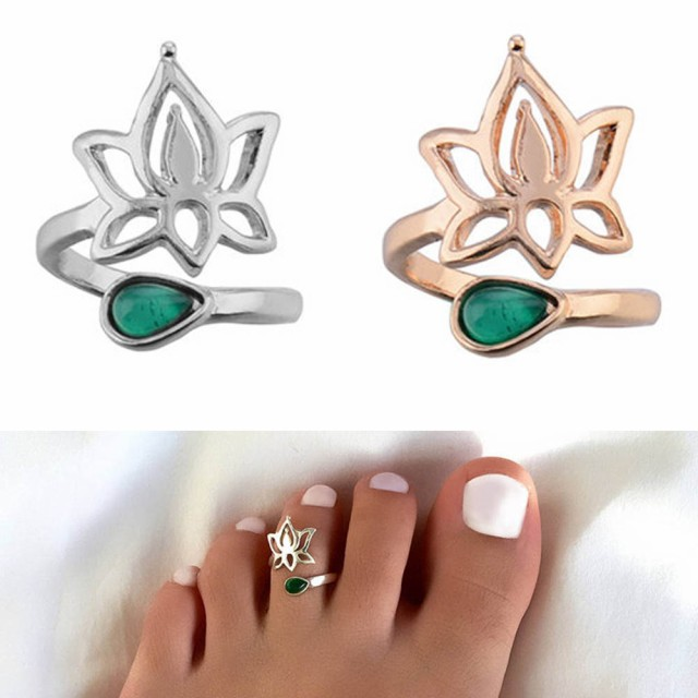 [メンズ レディース 足の指 指輪 ファランジリン...
