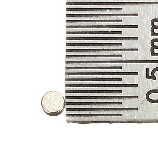 マグネットパーツ(2mmx1mm) 1個販売 磁石 ピア...
