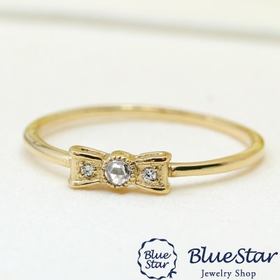 エタニティリング 華奢でおしゃれな指輪 レディー...