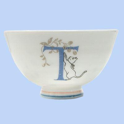 Shinzi Katoh シンジカトウ 【ALPHABET 茶碗 T】(...