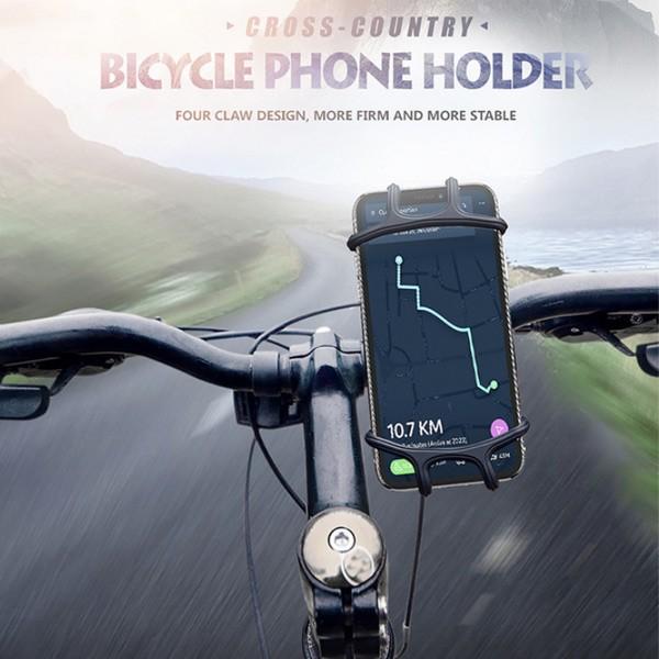 スマホホルダー 自転車 バイク スマホ ロードバイ...