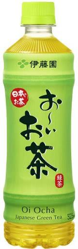 伊藤園 おーいお茶 緑茶 525ml PET×24本入(送料...