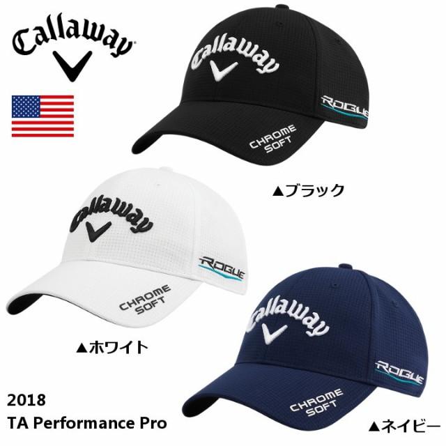 2018年 キャロウェイ TA Performance Pro Cap キ...