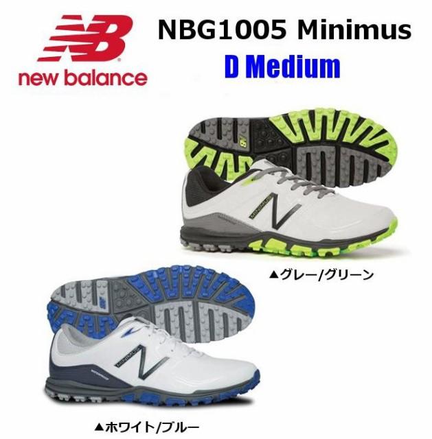 ニューバランス NBG1005 Minimus Dミディアム ゴ...