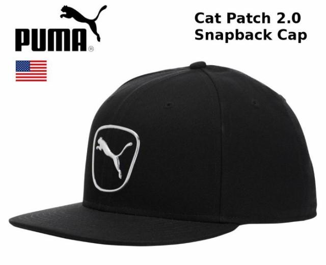プーマ Cat Patch 2.0 Snapback キャップ USモデ...