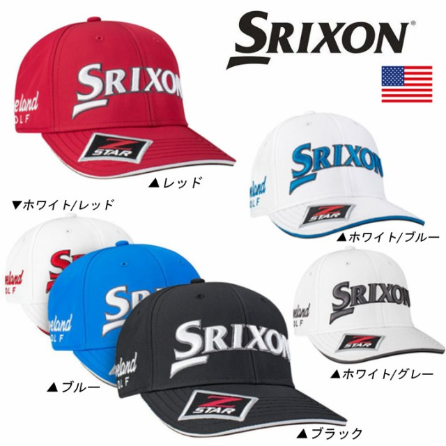 2017 SRIXON スリクソン TOUR STAFF CAP キャップ...