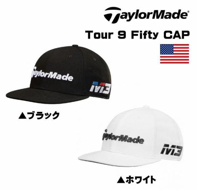 2018 テーラーメイド ニューエラ Tour 9 Fifty キ...