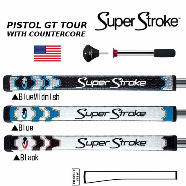 2016年 スーパーストローク PISTOL GT TOUR ピス...