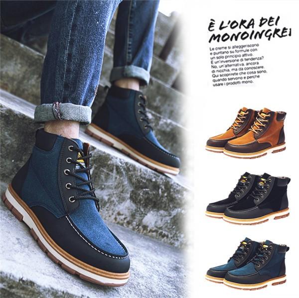 ブーツ メンズ シューズ 靴 スノーブーツ 紳士靴 ...