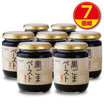 【新登場】黒ごまペースト(蜂蜜入)230g(7個組...