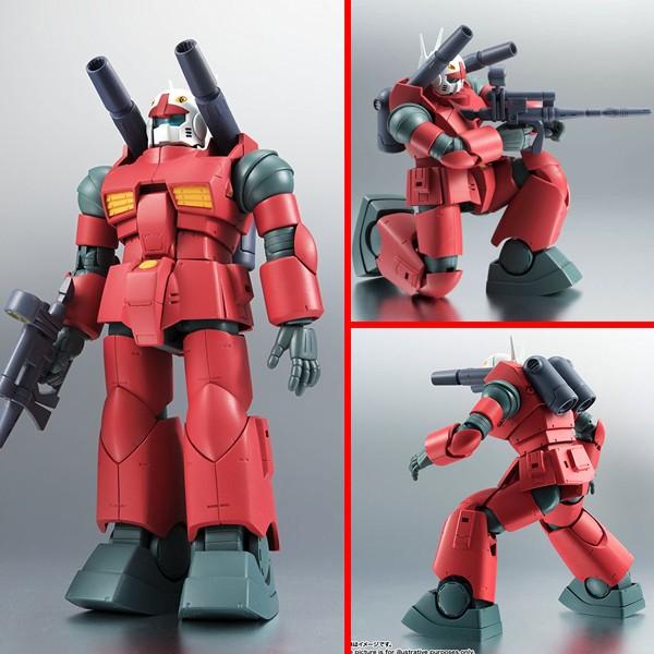 ROBOT魂 SIDE MS RX-77-2 ガンキャノン ver. A.N....
