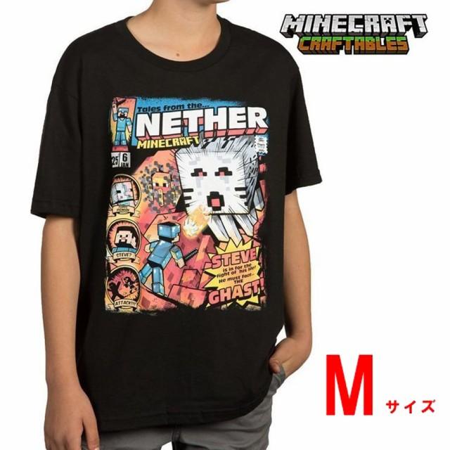 マインクラフト キッズTシャツ TALES FROM THE NE...