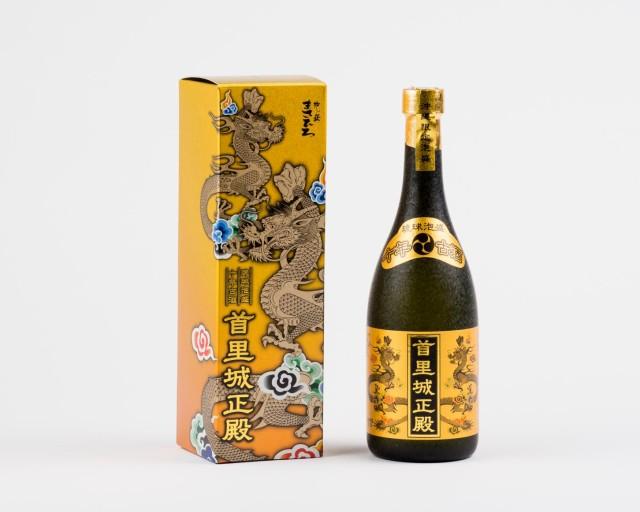 十年古酒 首里城正殿ゴールド[飲み物>お酒>泡...