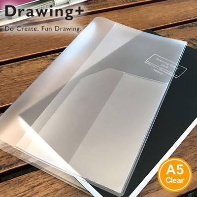 コクヨ Drawing Diary Cover Clear ドローイング ...