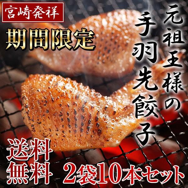 手羽先餃子★九州名物自慢の味!【宮崎発祥・元祖...