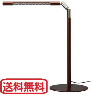 LEDスタンドライト GH-LED22TACBR ブラウン USB L...