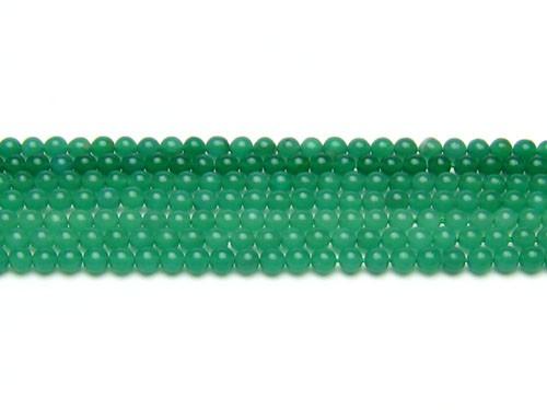 ヴァーダイト AAA 4mm 一連 天然石 パワーストー...