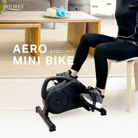 エアロミニバイク コンパクト 家庭用 健康器具 フィットネス トレーニング ダイエット コンパクト 小型 室内運動 巣ごもり R