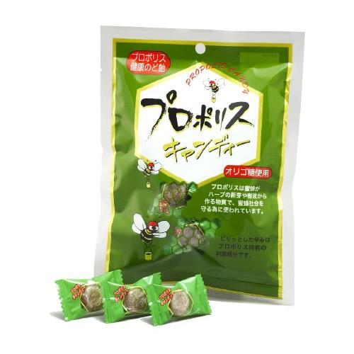 【メール便】 森川健康堂 プロポリスキャンディー...