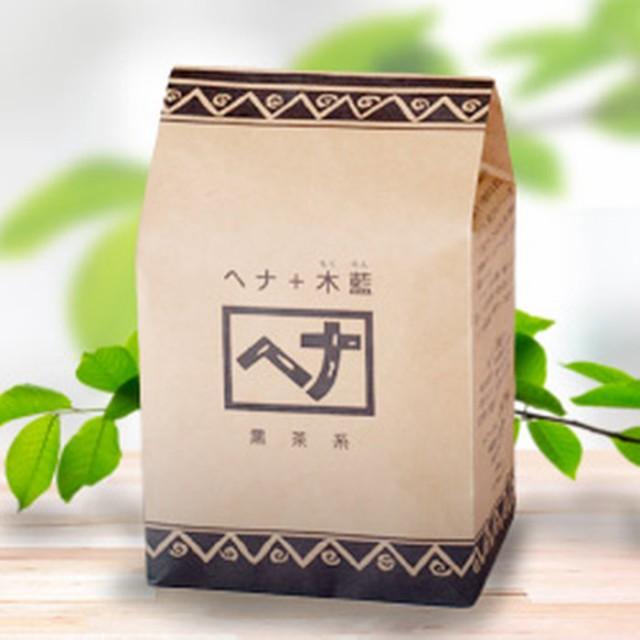 ナイアード ヘナ 木藍 (モクラン) お徳用 400g (1...