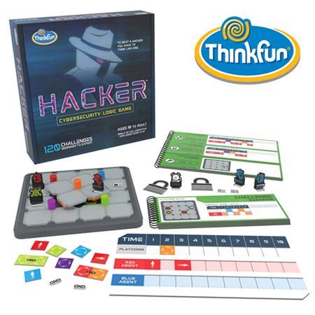 知育玩具 THINK FUN ハッカー 脳トレ 迷路 プログ...