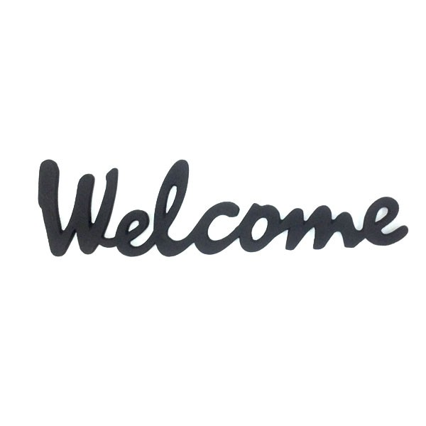 RusticDeco レターサイン 『Welcome』 ■SL135P ...