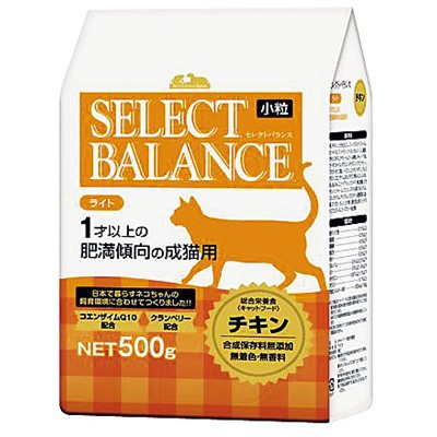 【お取寄せ品】セレクトバランス ライト[チキン...