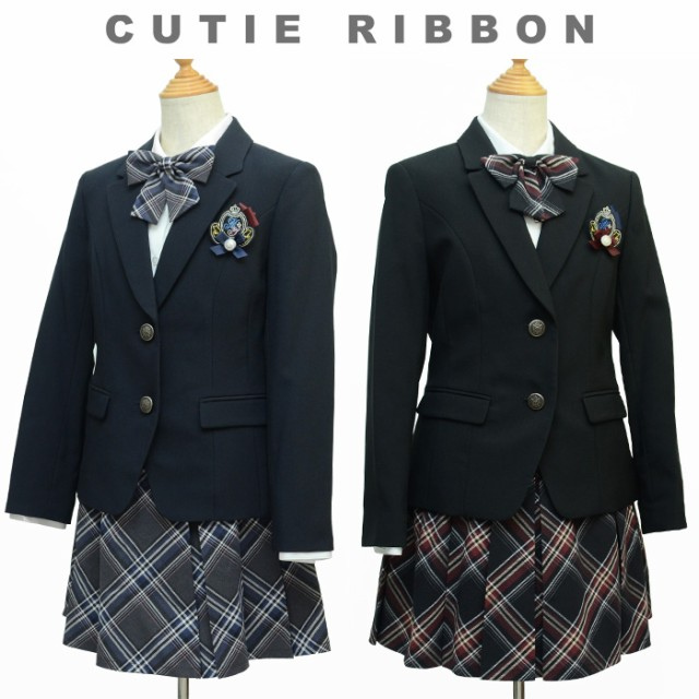 45%OFF/卒業式 スーツ 女の子 6701-2590 チェック...