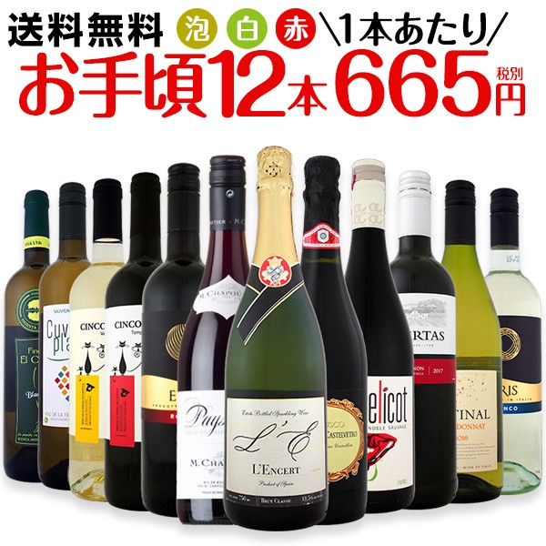 【送料無料】第69弾!1本あたり665円(税別)!スパ...