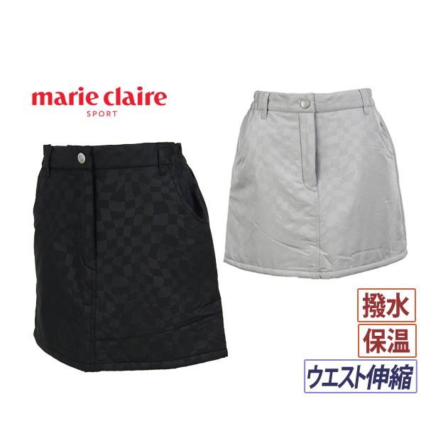中綿入スカート レディース マリクレール マリ・...