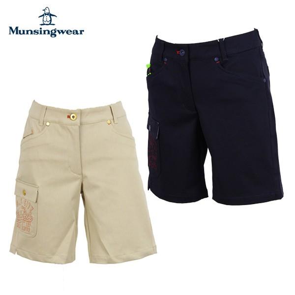 パンツ レディース マンシングウェア Munsingwear...