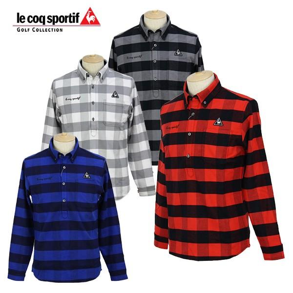 ポロシャツ メンズ ルコックスポルティフ ゴルフ ...
