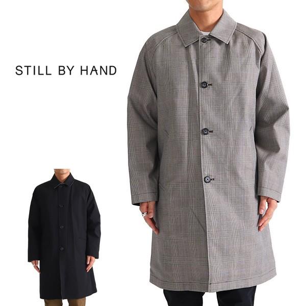 STILL BY HAND スティルバイハンド グレンチェッ...