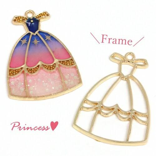 【空枠】プリンセスドレス F  《きれいめゴール...