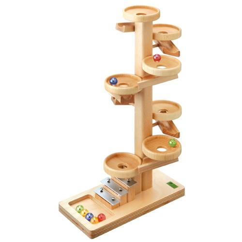 送料無料 木のおもちゃ スロープ 1歳 2歳 3歳 誕...