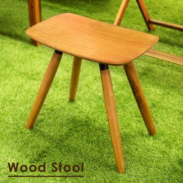 スツール 木製 北欧 イス 椅子 チェア 背もたれな...