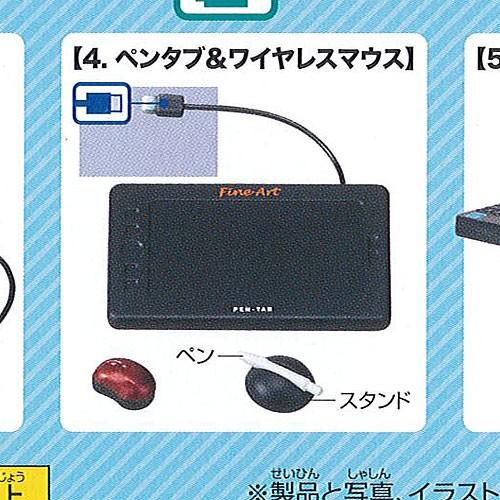 手のひら PC & サプライ 4:ペンタブ&ワイヤレ...