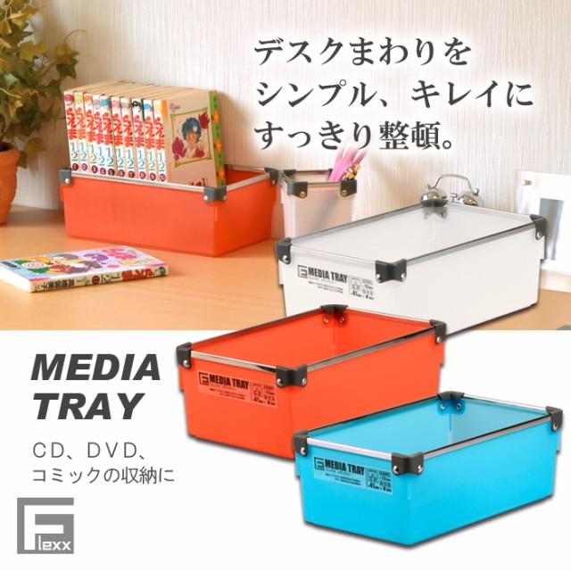 ゲーム収納 CDケース トレイ【フレックスメディア...