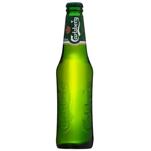ビール カールスバーグ クラブボトル 330ml beer