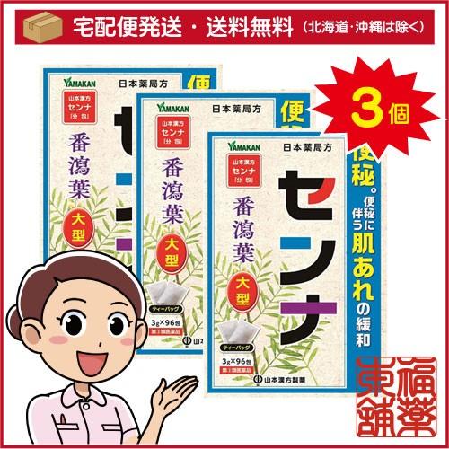 【第(2)類医薬品】山本漢方 日本薬局方 センナ分...