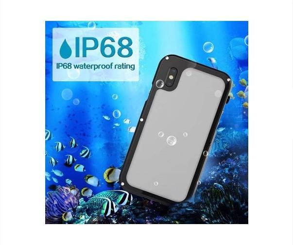 iphone Xケース  IP68完全防水  防水ケース iphon...