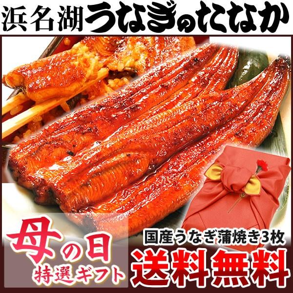 母の日ギフト 送料無料 国産うなぎ蒲焼 鰻ウナギ ...