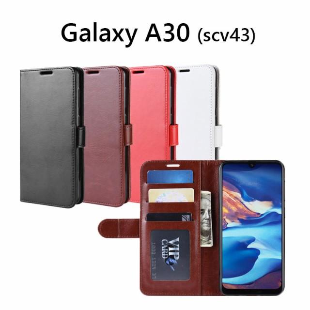 Galaxy A30ケース 手帳型 Galaxy A30 カバー Gala...